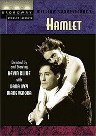 Hamlet / Kline, New York Shakespeare Festival (Broadway Theatre Archive)