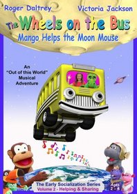 The Wheels on the Bus - Mango Helps the Moon Mouse