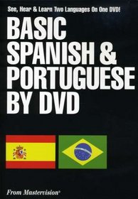 Basic Spanish & Portuguese on Dvd