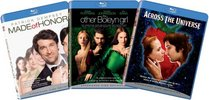 Blu-ray Love & Marriage 3-pk Bundle (Made of Honor, The Other Boleyn Girl, Across the Universe)
