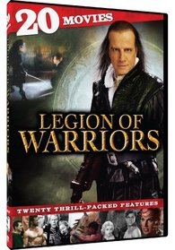 Legion Of Warriors - 20 Movie Collection