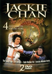 Jackie Chan: The Action Pack - 4 Full Length Films