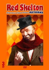 Red Skelton - America's Clown Prince Returns