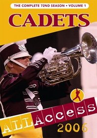Cadets All Access: 2006- The Complete 72nd Season, 2 DVD set