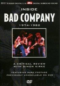 Inside Bad Company 1974-1982