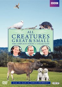 All Creatures Great & Small: The Complete Series 3 Collection (Repackage)