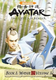 Avatar The Last Airbender - Book 1 Water, Vol. 3