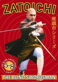 Zatoichi the Blind Swordsman, Vols. 5-8