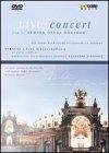 Strauss:  Alpine Symphony; Wagner:  Rienzi Overture.  Live Concert from the Semper Opera Dresden, cond. Sinopoli