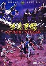 Chinese Super Ninjas