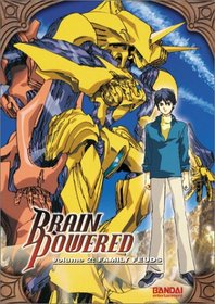 Brain Powered - Family Feuds (Vol. 2)