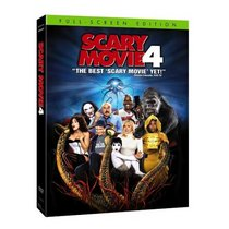 Scary Movie 4 (Full Screen Edition)