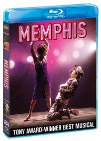 Memphis: The Original Broadway Production [Blu-ray]