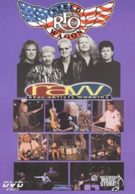 Reo Speedwagon  Real Artists Working