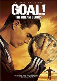 Goal! - The Dream Begins