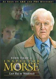 Inspector Morse: Last Bus to Woodstock