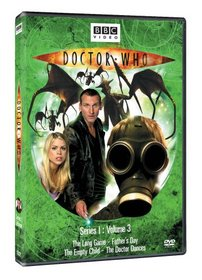 Doctor Who - The Complete First Season, Vol. 3