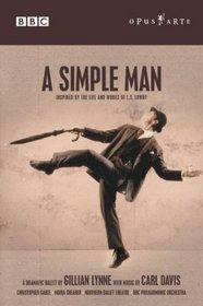 Carl Davis - A Simple Man / Northern Ballet Theatre