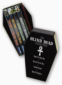 The Blind Dead Collection (Tombs of the Blind Dead/The Ghost Galleon/Return of the Evil Dead/Night of the Seagulls/Amando De Ossorio)
