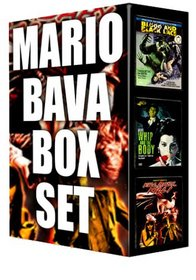 Mario Bava Box Set: Blood And Black Lace/ Kill Baby Kill/ Whip And The Body