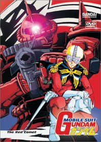 Mobile Suit Gundam, Vol. 2: The Red Comet