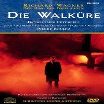Wagner - Die Walkure / Boulez, Jones, Altmeyer, Schwarz, Hofmann, Bayreuth Festival (Ring Cycle Part 2)