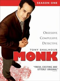 Monk - Season One