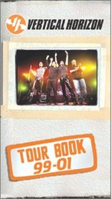 Vertical Horizon - Tour Book 1999-01
