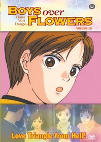Boys Over Flowers - Love Triangle (Vol. 10)