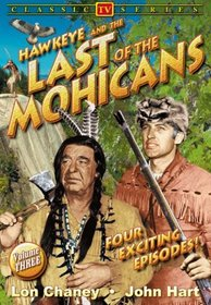 Hawkeye and the Last of the Mohicans, Vol. 3