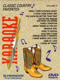 Karaoke / Classic Country 206