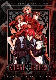 Knight Hunters Eternity - Complete Collection
