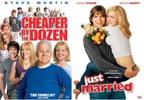 Cheaper By the Dozen / Just Married