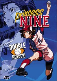Princess Nine - Double Header (Vol. 2)