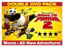 Kung Fu Panda 2 (Two-Disc Double Pack)