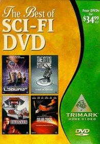 The Best of Sci-Fi DVD
