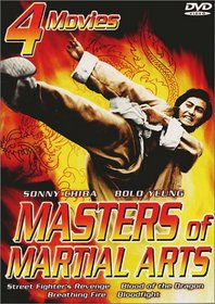 Martial Arts Movie Set