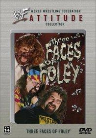 WWE - Three Faces of Foley