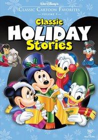 Classic Cartoon Favorites, Vol. 9 - Classic Holiday Stories (The Small One/Pluto's Christmas Tree/Mickey's Christmas Carol)