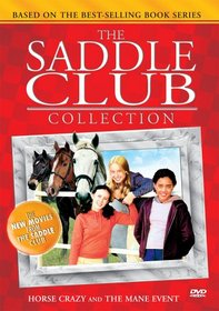 The Saddle Club Collection