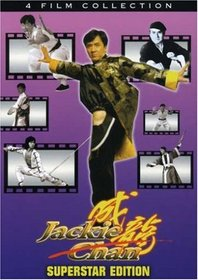 Jackie Chan 4 Film Collection