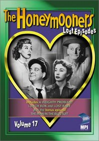 The Honeymooners - The Lost Episodes, Vol. 17