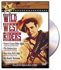 Wild West Riders (Full B&W Ac3)