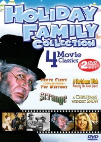 Holiday Family Collection 4 Movie Classics