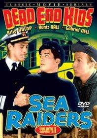 Dead End Kids: Sea Raiders (Vol 1- Chapters 1-6)