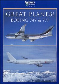 Great Planes - 747 and 777