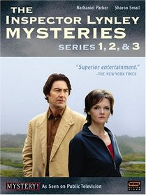 The Inspector Lynley Mysteries Series 1, 2, & 3