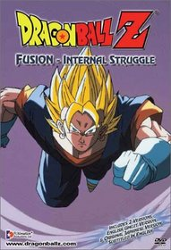 Dragon Ball Z - Fusion: Internal Struggle
