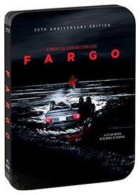 Fargo [20th Anniversary Edition Steelbook] [Blu-ray]