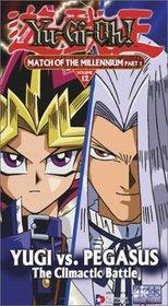 Yu-Gi-Oh, Vol. 12 - Match of the Millennium Part 1